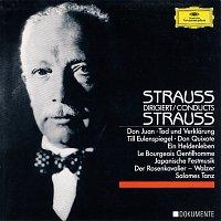 Placidus Morasch, Georg Kniestedt, Karl Reitz, Enrico Mainardi, Richard Strauss – Richard Strauss Dirigiert Richard Strauss