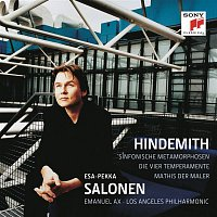 Esa-Pekka Salonen, Paul Hindemith, Los Angeles Philharmonic – Hindemith: Symphonic Metamorphosis of Themes by Carl Maria von Weber & The Four Temperaments & Mathis der Maler Symphony