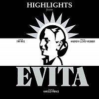 Různí interpreti – Evita (Highlights)