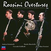 Andrea Griminelli, Corrado Giuffredi, Danilo Marcello, Rino Vernizzi – Rossini Ouvertures