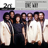 One Way Featuring Al Hudson, Alicia Myers – The Best Of One Way Featuring Al Hudson & Alicia Myers 20th Century Masters The Millennium Collection
