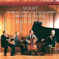 Beaux Arts Trio, Bruno Giuranna – Mozart: Piano Quartets Nos. 1 & 2
