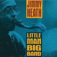 Přední strana obalu CD Little Man Big Band