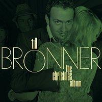 Přední strana obalu CD The Christmas Album