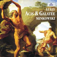 Přední strana obalu CD Lully: Acis et Galatée