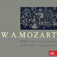 Česká filharmonie, Filharmonie Brno, Martin Turnovský – Mozart: Symfonie č. 29 A dur, Symfonie č. 40 g moll