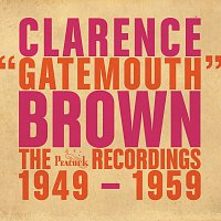 """Clarence """"Gatemouth"""" Brown – The Peacock Recordings: 1949-1959"""