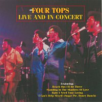Four Tops – Live And In Concert