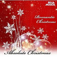 Přední strana obalu CD Absolute Christmas - Romantic Christmas