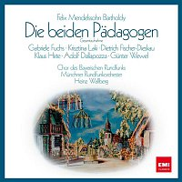 Heinz Wallberg, Krisztina Laki, Dietrich Fischer-Dieskau, Adolf Dallapozza – Mendelssohn: Die beiden Padagogen