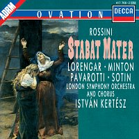 Pilar Lorengar, Yvonne Minton, Luciano Pavarotti, Hans Sotin, István Kertész – Rossini: Stabat Mater