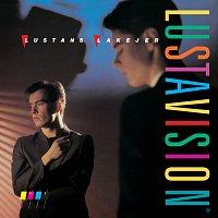 Přední strana obalu CD Lustavision