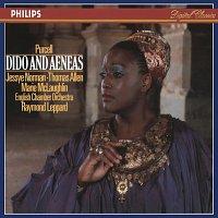 Přední strana obalu CD Purcell: Dido and Aeneas