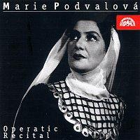 Marie Podvalová – Operní recitál ( výběr z oper Dalibor, Rusalka, Šárka, Libuše )