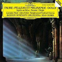 Lorraine Hunt, Jules Eskin, Tanglewood Festival Chorus, Boston Symphony Orchestra – Faure: Pelléas et Mélisande