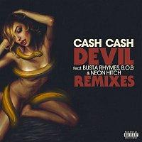 Cash Cash, Busta Rhymes, B.o.B, Neon Hitch – Devil (feat. Busta Rhymes, B.o.B & Neon Hitch) [Remixes]