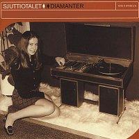 Přední strana obalu CD Diamanter - 70-talet