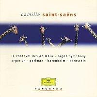 Přední strana obalu CD Saint-Saens: Le Carnaval des Animaux; Organ Symphony