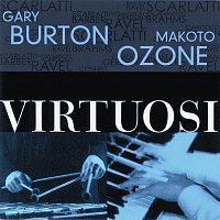 Přední strana obalu CD Virtuosi