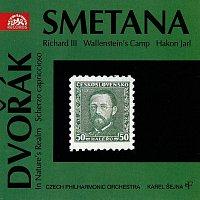 Česká filharmonie/Karel Šejna – Smetana, Dvořák: Švédské symfonické básně - Scherzo capriccio
