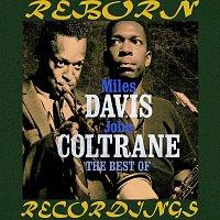 Přední strana obalu CD The Best Of Miles Davis And John Coltrane (HD Remastered)
