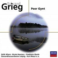 Gewandhausorchester Leipzig, Kurt Masur, Rundfunkchor Leipzig, Friedhelm Eberle – Grieg: Peer Gynt