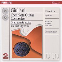 Pepe Romero, Academy of St. Martin in the Fields, Sir Neville Marriner – Giuliani: Complete Guitar Concertos [2 CDs]