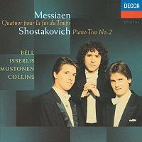 Joshua Bell, Steven Isserlis, Olli Mustonen, Michael Collins – Messiaen: Quatuor pour le fin du temps / Shostakovich: Piano Trio No.2