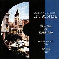 Stanislav Zamborský, Pavol Kováč – Compositions for four-hand piano