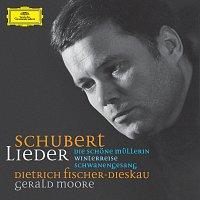 Dietrich Fischer-Dieskau, Gerald Moore – Schubert: Lieder; Die schone Mullerin, D.795; Winterreise, D.911; Schwanengesang., D.957