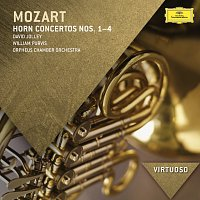 William Purvis, David Jolley, Orpheus Chamber Orchestra – Mozart: Horn Concertos Nos.1-4