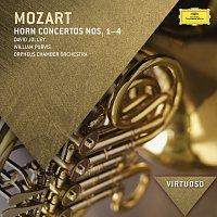 William Purvis, David Jolley, Orpheus Chamber Orchestra – Mozart: Horn Concertos Nos.1-4