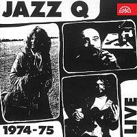 Přední strana obalu CD Jazz Q 1974-75 LIVE