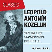 Jana Semerádová, Monika Knoblochová, Hana Fleková – Leopold Koželuh: Trios for Flute, Cello and Piano I.