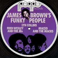 Různí interpreti – James Brown's Funky People