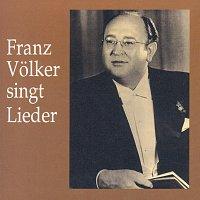 Franz Volker – Franz Volker singt Lieder