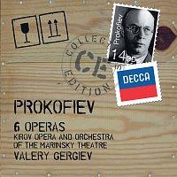 Kirov Opera & Orchestra of The Mariinsky Theatre, Valery Gergiev – Prokofiev: Operas