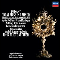 Sylvia McNair, Diana Montague, Anthony Rolfe Johnson, Cornelius Hauptmann – Mozart: Great Mass in C minor