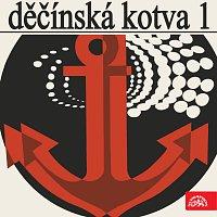Přední strana obalu CD Děčínská kotva Supraphon 1