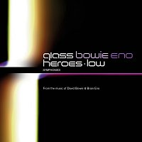 Philip Glass: Low Symphony & Heroes Symphony [2 CDs]