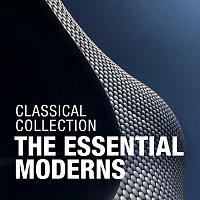 Přední strana obalu CD Classical Collection: The Essential Moderns