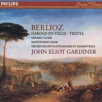 Přední strana obalu CD Berlioz: Harold en Italie; Tristia
