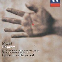 Emma Kirkby, Carolyn Watkinson, Anthony Rolfe Johnson, David Thomas, David Hill – Mozart: Requiem