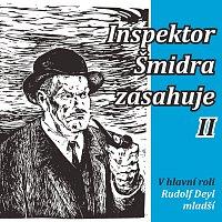 Různí interpreti – Kučera, Honzík: Inspektor Šmidra zasahuje II