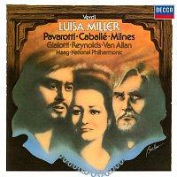 Peter Maag, Montserrat Caballé, Luciano Pavarotti, Sherrill Milnes, Anna Reynolds – Verdi: Luisa Miller
