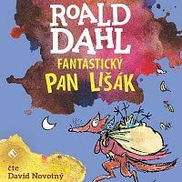 Přední strana obalu CD Dahl: Fantastický pan Lišák