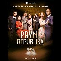 Různí interpreti – První republika III. řada DVD