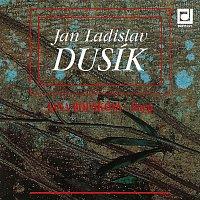 Jana Boušková – Dusík: Skladby pro harfu