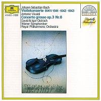 David Oistrakh, Igor Oistrakh, George Malcolm, Georg Fischer, Wiener Symphoniker – Bach, J.S.: Violin Concertos BWV 1041-1043