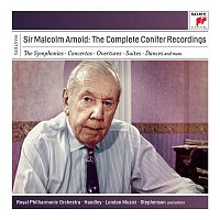 Grimethorpe Colliery RJB Band, Elgar Howarth, Sir Malcolm Arnold – Sir Malcolm Arnold: The Complete Conifer Recordings (Sony Classical Masters)